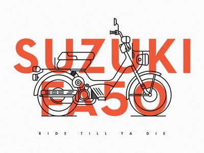 #10 - Suzuki FA50