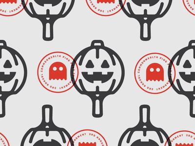 Pumpkin Paddle halloween paddle pumpkin table tennis ping pong