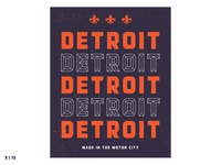 3/15 Detroit