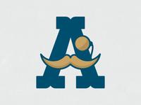 Aristocrats fantasy baseball team logo