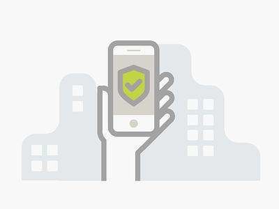 Empty state: Verify emptystate secure phone verify