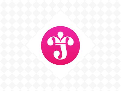 Jolly Events agency events vector logotype logo branding
