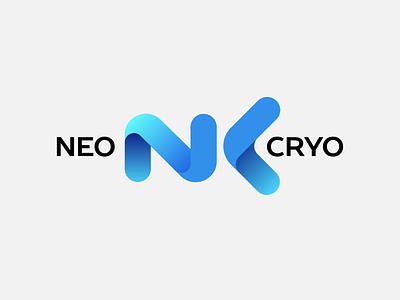 Neo Cryo vector logotype logo branding