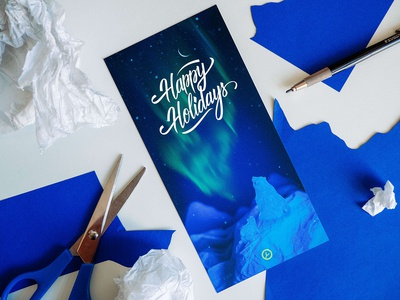 YASKA holiday card