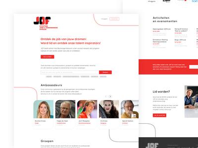 JOF Landing Page