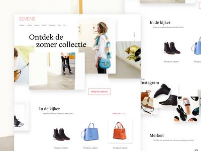 Sevens - Homepage