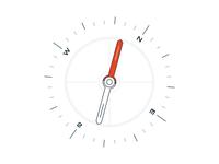 YASKA - Compass animation