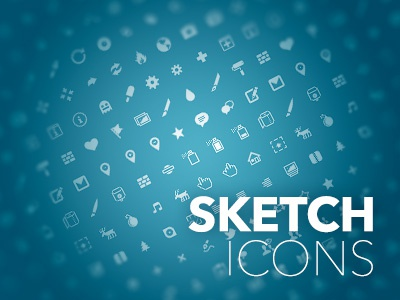 Sketch icon set by Pausrr .sketch sketch app icon set free vector freebie