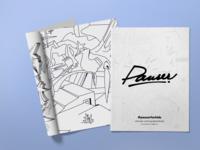 Pauser For Kids - Coloring Book freebie free ipad procreate ebook streetart graffiti illustration sketchbook