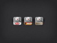 Spraycan Icons