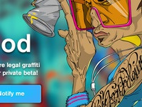 Teaser Page - Graffiti Walls
