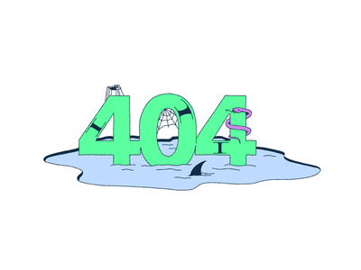404 Illustration apple pencil ipadpro procreate 404 error page 404 error 404 page illustration 404
