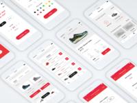 Sneakers bidding app