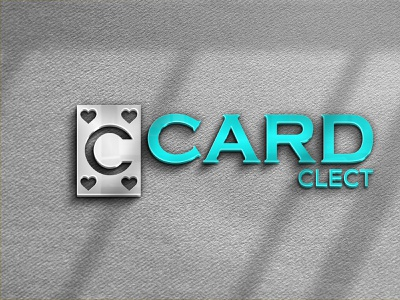 Card Logo Design graphic design minimal logo designs logo designer logo design logo