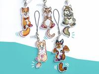 Animal charms
