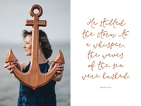 ANCHOR | Invitation Spread