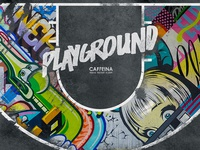 Playground Street Scenario Texture