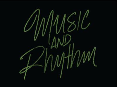 Music and Rhythm