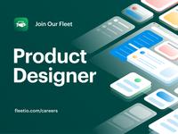 Product Designer - Hire