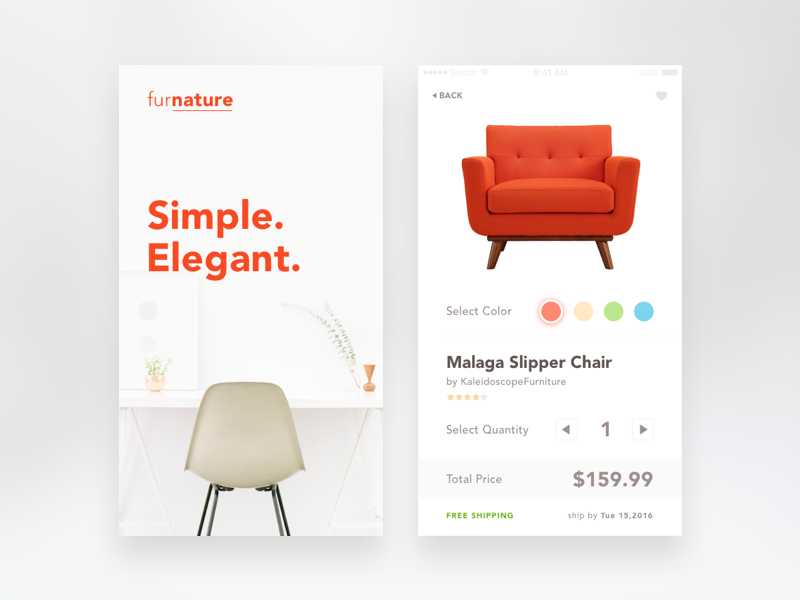 Furnature ios app by ronak dribbble for Furniture layout app