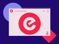 Estrada   home page animation