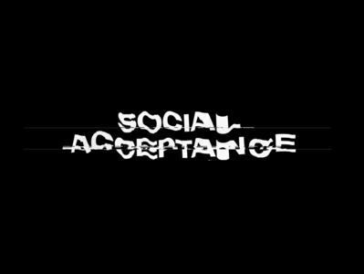 Social acceptance logo