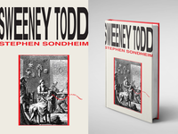 Sweeney Todd Book Cover