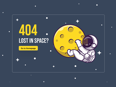 Space 404 Page error concept vector illustration space 404 page page 404 ui