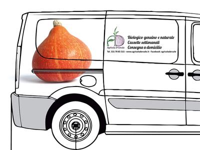 Organic Van organic van sticky