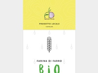 Label for organic products