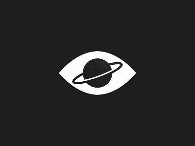 Space Seeker logotype icon identity branding brand logo galaxy space