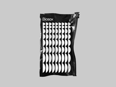 Biosox Packaging logo identity brand branding dynamic package packaging socks organic biosox