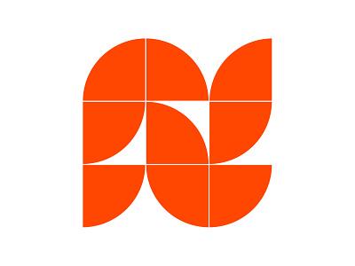 Tulip of Netherlands flower tulip symbol brand and identity brand netherlands brandmark logotype logo