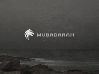 Mubadarah mark + typeface