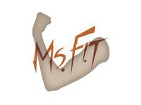 Ms. Fit Magazine Logo