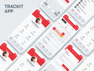 TrackIT iOS App