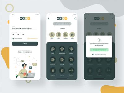 Digital Service App (Helakuru)