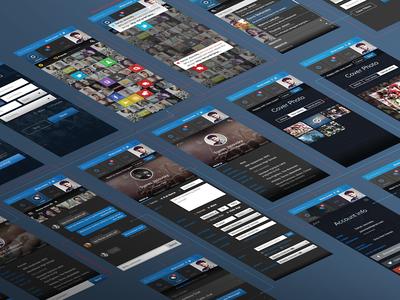 Web App / Work in Progress