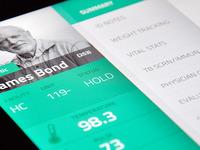 Patient SmartChart app