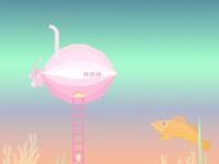 Wip Pink Ships