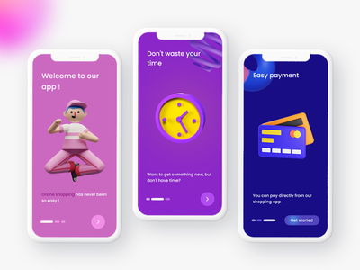 Shopping app welcome screen design welcome page starting page starting screen welcome screen app design mobile app ux design website webdesign uiux design adobe adobexd adobe xd ui design website design web-design ux ui design