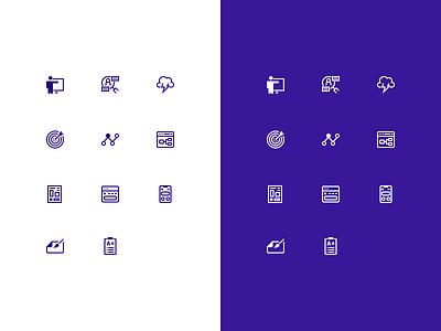 Railwaymen's icon set web application design web app design web design design branding app development web app typogaphy icon icons pack icons icon set app design
