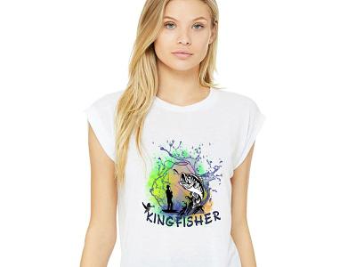 good t shirt design for fishermen vector book cover design t shirt design t shirt icon typography logo branding