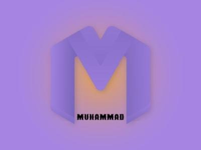 LOGO -M branding typography logo