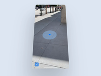 Apple Maps AR Concept