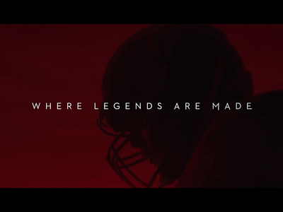 Where Legends are Made Campaign