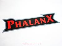 Phalanx dribbb 10