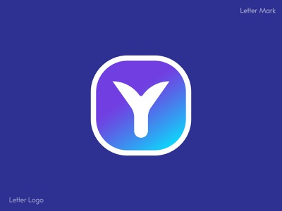 Y letter logo design design vector branding logo logodesign letterlogo logo design zishugd y letter mark y letter logo letter y logo letter logo