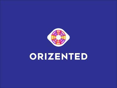 O Letter Mark - Orizented Logo Design design branding zishugd logo letter logo letterlogo logo design o logo logofolio2021 logofolio logodesign modern logo o modern logo o letter o letter logo
