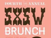 SXSW Brunch Invite